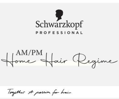 Schwarzkopf Recommends AM PM Routine