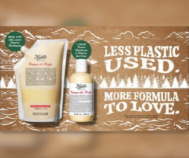 Kiehl's Pushes For Sustainable Packaging #Sustainability #SDG #BeauteEspaceLoves