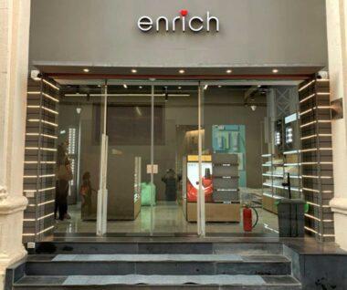 Enrich Salon In A New Avatar